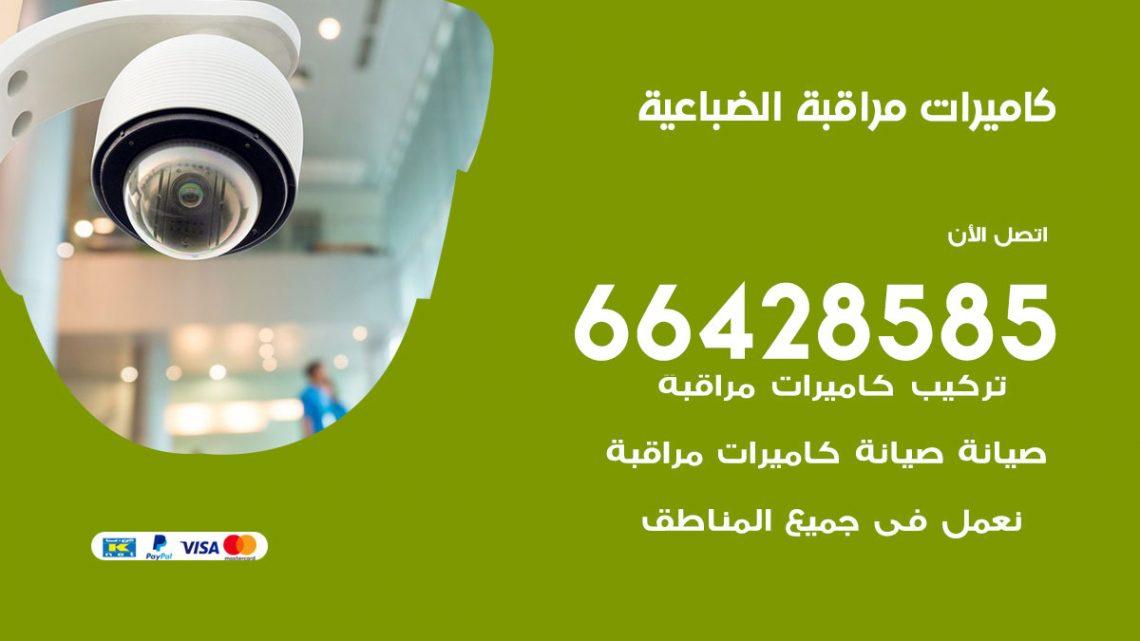 تركيب كاميرات مراقبة الضباعية / 66428585 / فني كاميرات مراقبه الضباعية