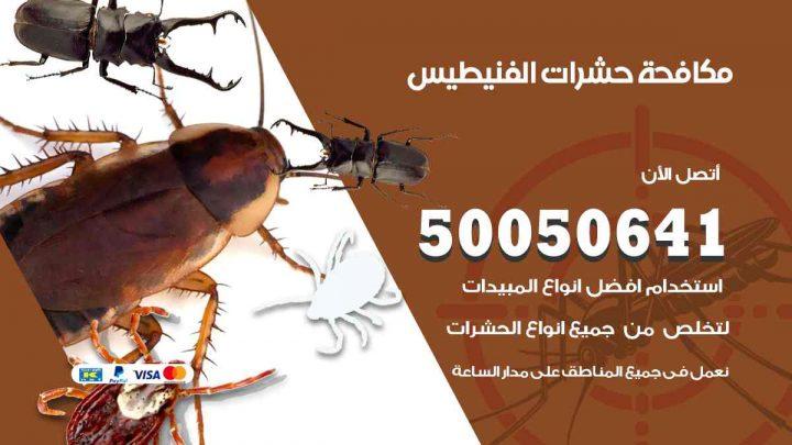 مكافحة حشرات الفنيطيس / 50050647 / شركة مكافحة الحشرات والقوارض