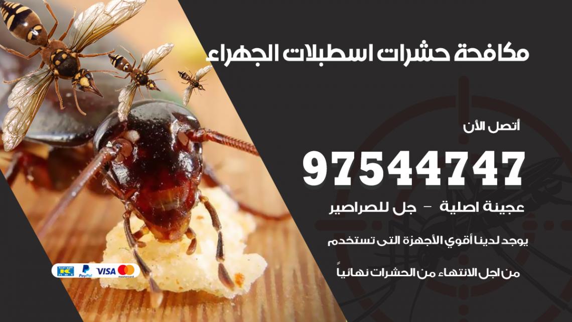 رقم مكافحة حشرات وقوارض اسطبلات الجهراء / 50050647 / شركة رش حشرات خصم 50%