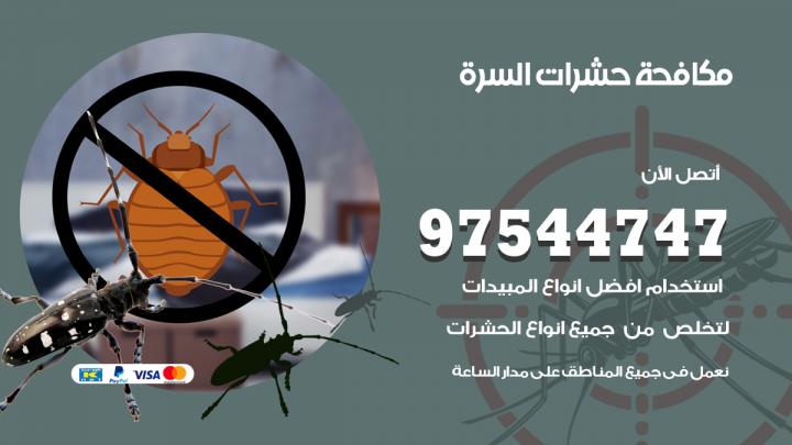 رقم مكافحة حشرات وقوارض السرة / 50050647 / شركة رش حشرات خصم 50%