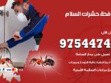 رقم مكافحة حشرات وقوارض السلام