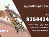 رقم مكافحة حشرات وقوارض القادسية
