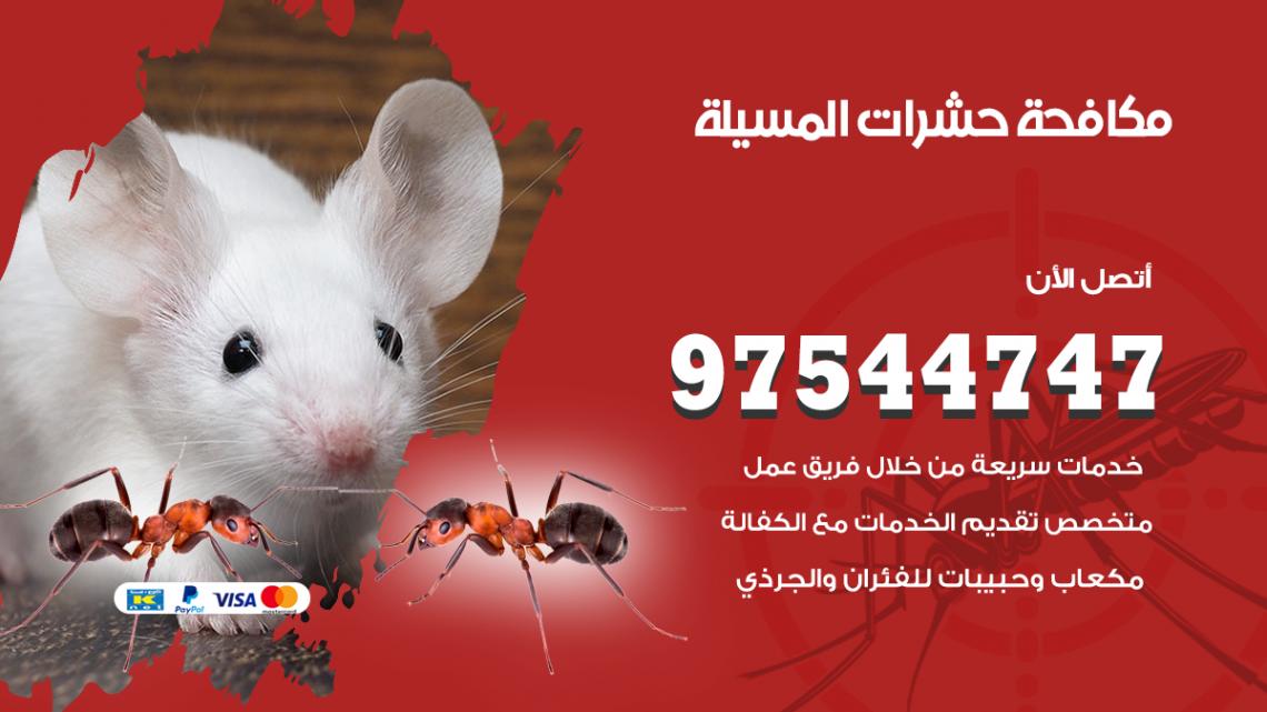 رقم مكافحة حشرات وقوارض المسيلة / 50050647 / شركة رش حشرات خصم 50%