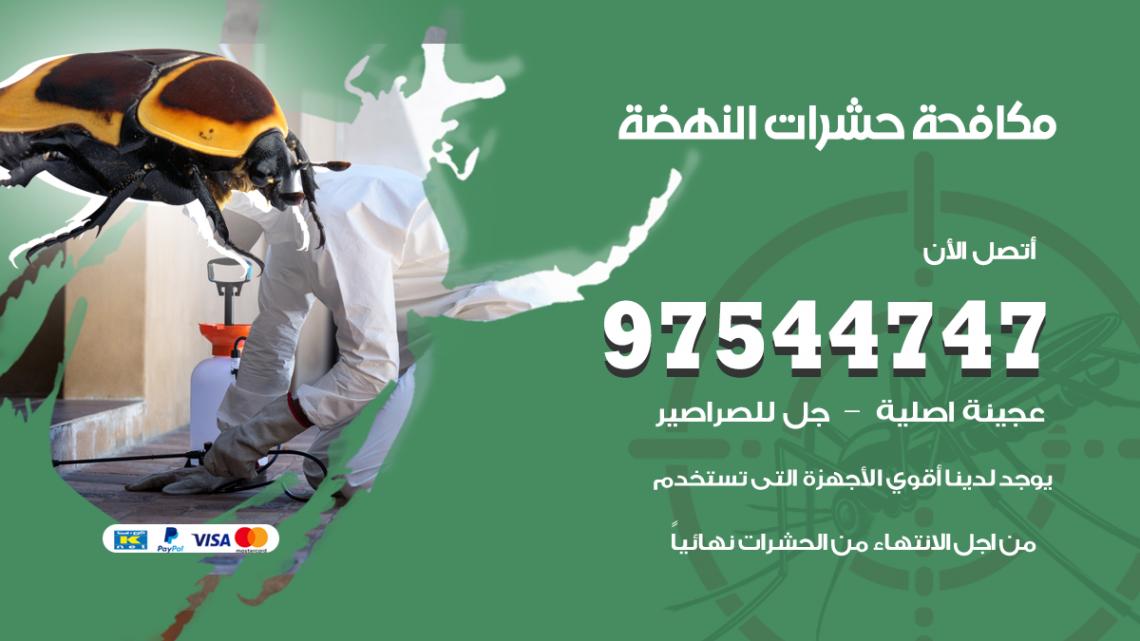 رقم مكافحة حشرات وقوارض النهضة / 50050647 / شركة رش حشرات خصم 50%