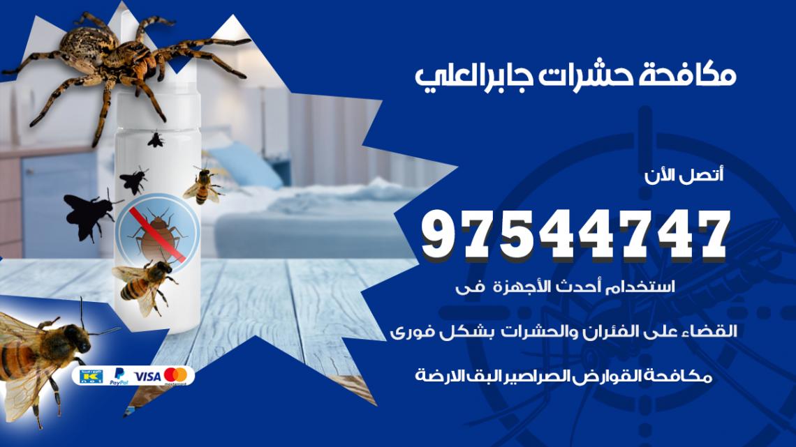 رقم مكافحة حشرات وقوارض جابر العلي / 50050647 / شركة رش حشرات خصم 50%