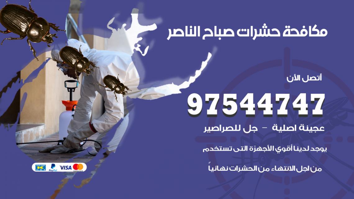 رقم مكافحة حشرات وقوارض صباح الناصر/ 50050647 / شركة رش حشرات خصم 50%